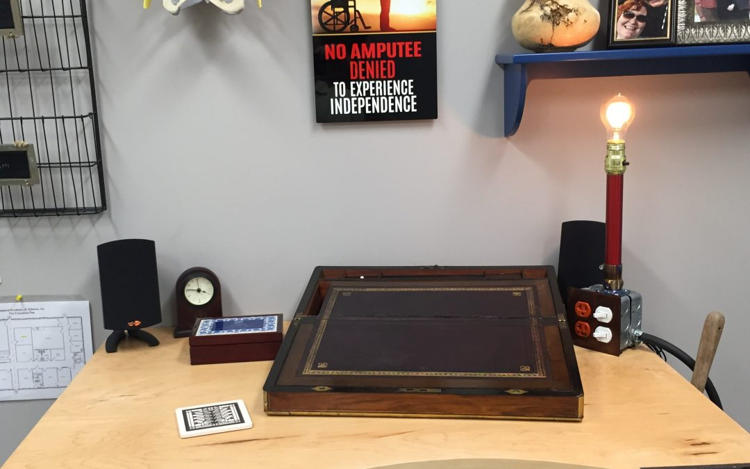 Standing Desk Story (Dreaming)